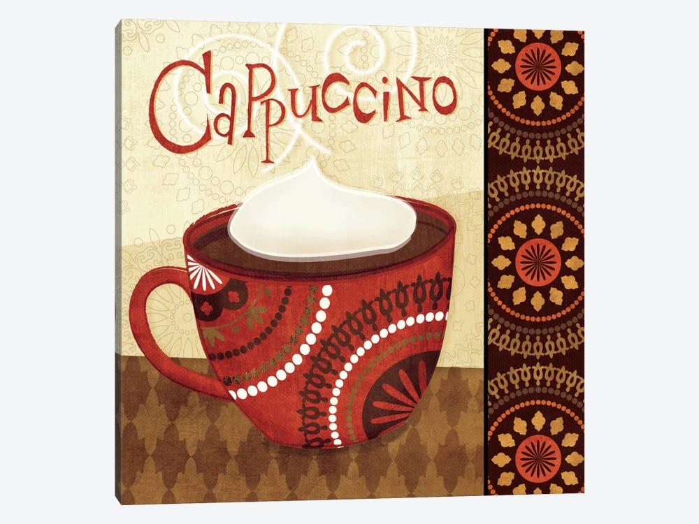Cup of Joe II  by Veronique 1-piece Canvas Wall Art