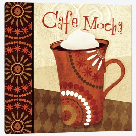 Cup of Joe III  Canvas Print #WAC1565} by Veronique Art Print