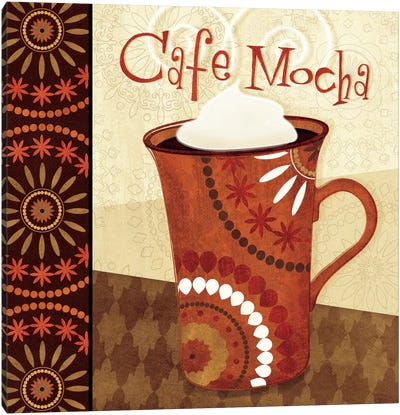 Cup of Joe III  Canvas Art Print