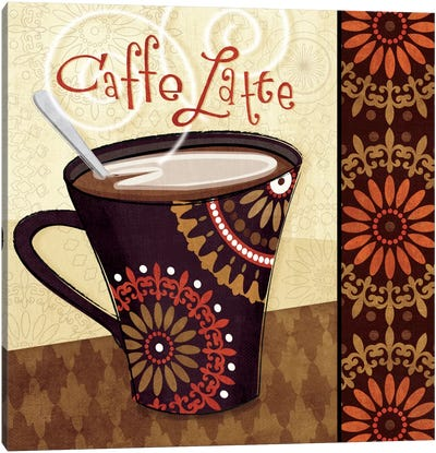 Cup of Joe IV  Canvas Art Print