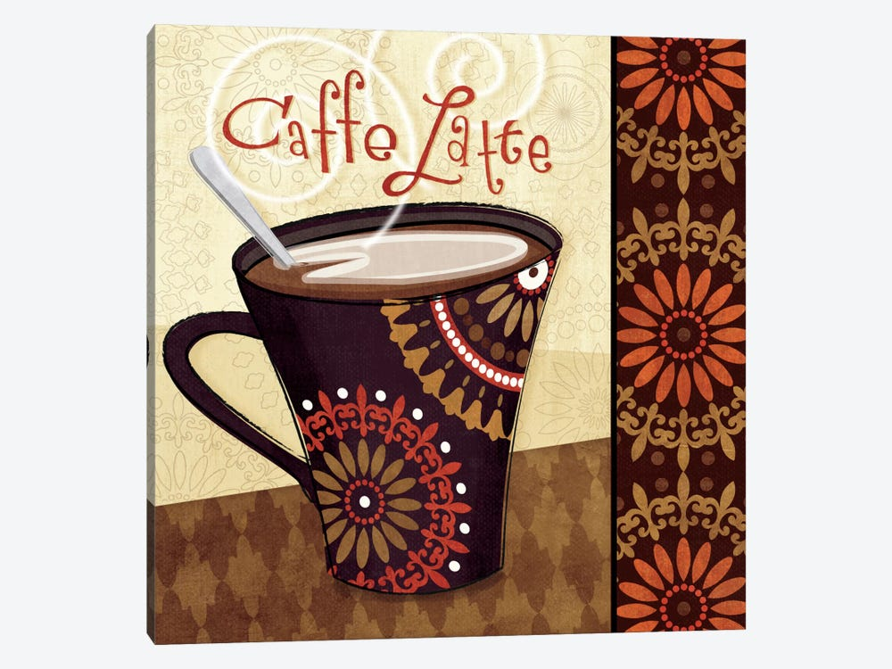 Cup of Joe IV by Veronique 1-piece Canvas Art