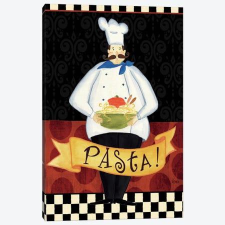 Bon Appetit I  Canvas Print #WAC1581} by Veronique Canvas Wall Art