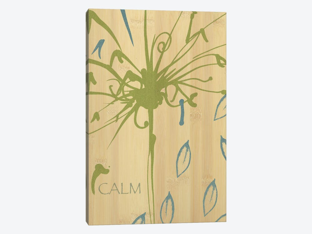Calm by Wild Apple Portfolio 1-piece Canvas Art Print