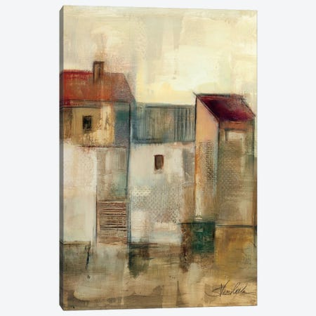 Nostalgie II Canvas Print #WAC1593} by Wild Apple Portfolio Canvas Print