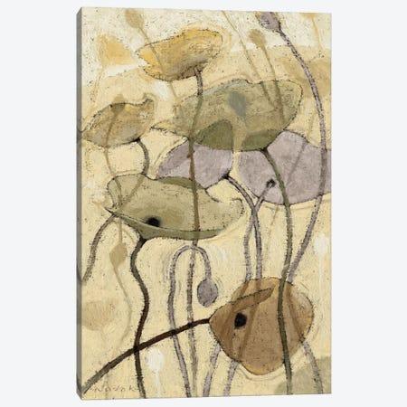 Fluidity I Canvas Print #WAC1603} by Wild Apple Portfolio Canvas Art Print