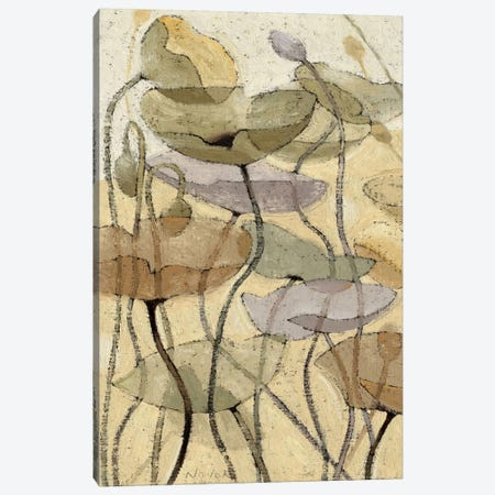 Fluidity II Canvas Print #WAC1604} by Wild Apple Portfolio Canvas Art