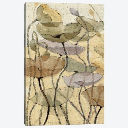 Fluidity II Canvas Print #WAC1604} by Wild Apple Portfolio Canvas Art