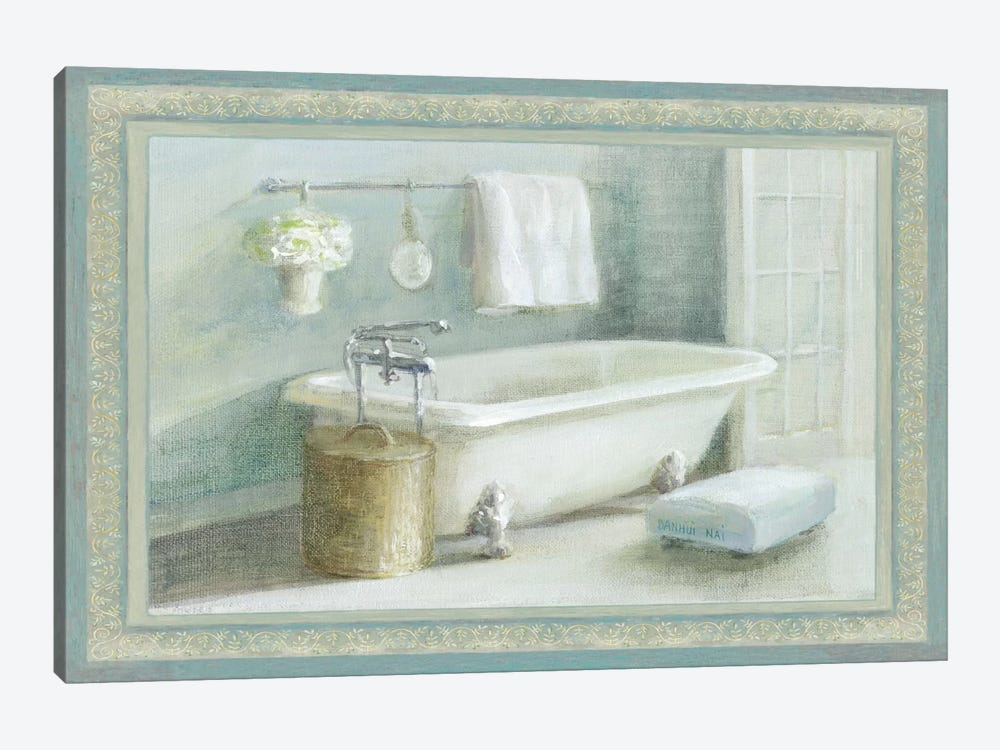 Refresh Bath II by Wild Apple Portfolio 1-piece Canvas Art Print
