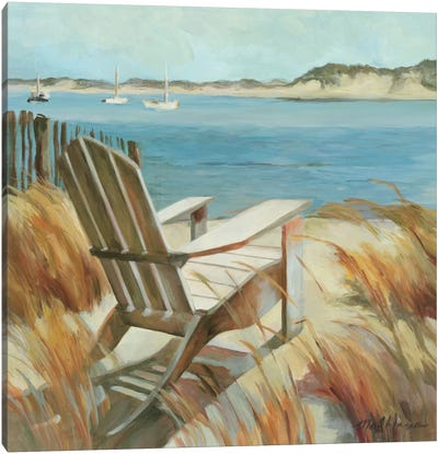 Sea Breeze Canvas Print #WAC1616