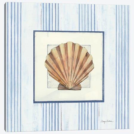Sanibel Shell I Canvas Print #WAC1620} by Wild Apple Portfolio Art Print