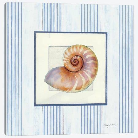 Sanibel Shell III Canvas Print #WAC1622} by Wild Apple Portfolio Canvas Print