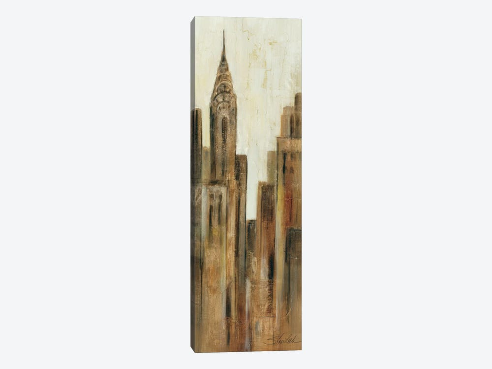 New York Sunrise II by Wild Apple Portfolio 1-piece Canvas Art Print