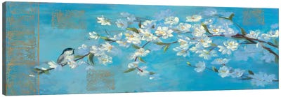 Flowering Branches Canvas Print #WAC1651