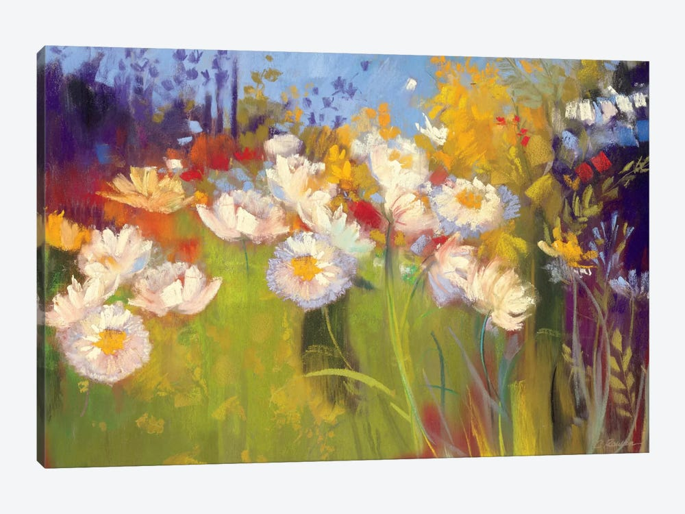 Contemporary Meadow by Carol Rowan 1-piece Art Print