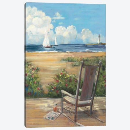 By the Sea II Canvas Print #WAC1657} by Carol Rowan Canvas Art Print