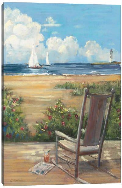 By the Sea II Canvas Art Print