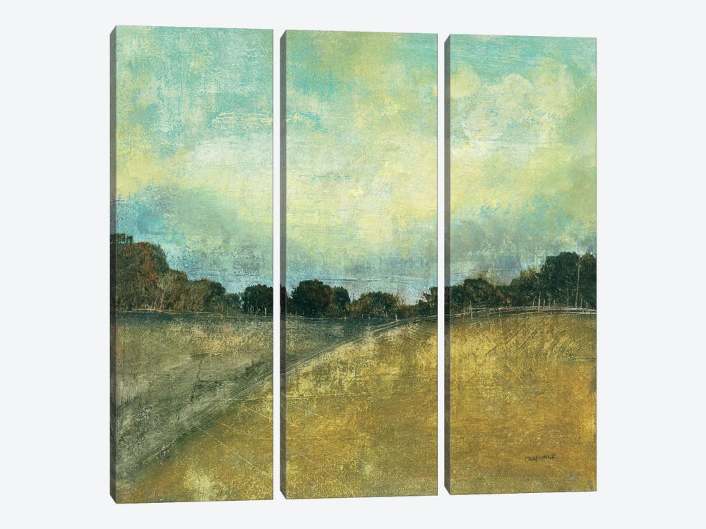 This Place II by Cheryl Warrick 3-piece Canvas Art Print