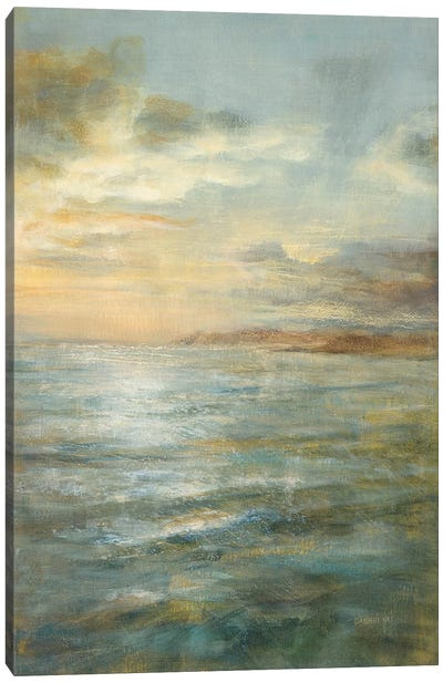 Serene Sea III Canvas Art Print