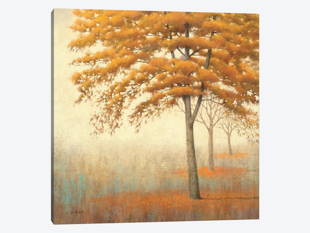 Autumn Trees I by James Wiens 1-piece Art Print