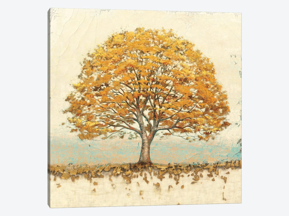 Golden Oak by James Wiens 1-piece Canvas Art