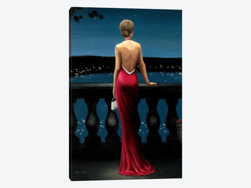 Thinking of Him by James Wiens 1-piece Canvas Wall Art
