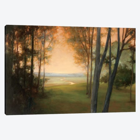 Between the Worlds Canvas Print #WAC1739} by Julia Purinton Canvas Art Print