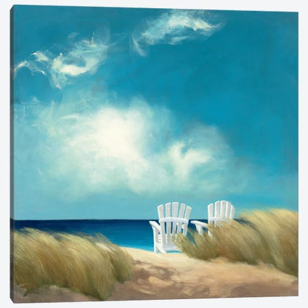 A Perfect Day Canvas Print #WAC1741} by Julia Purinton Canvas Wall Art