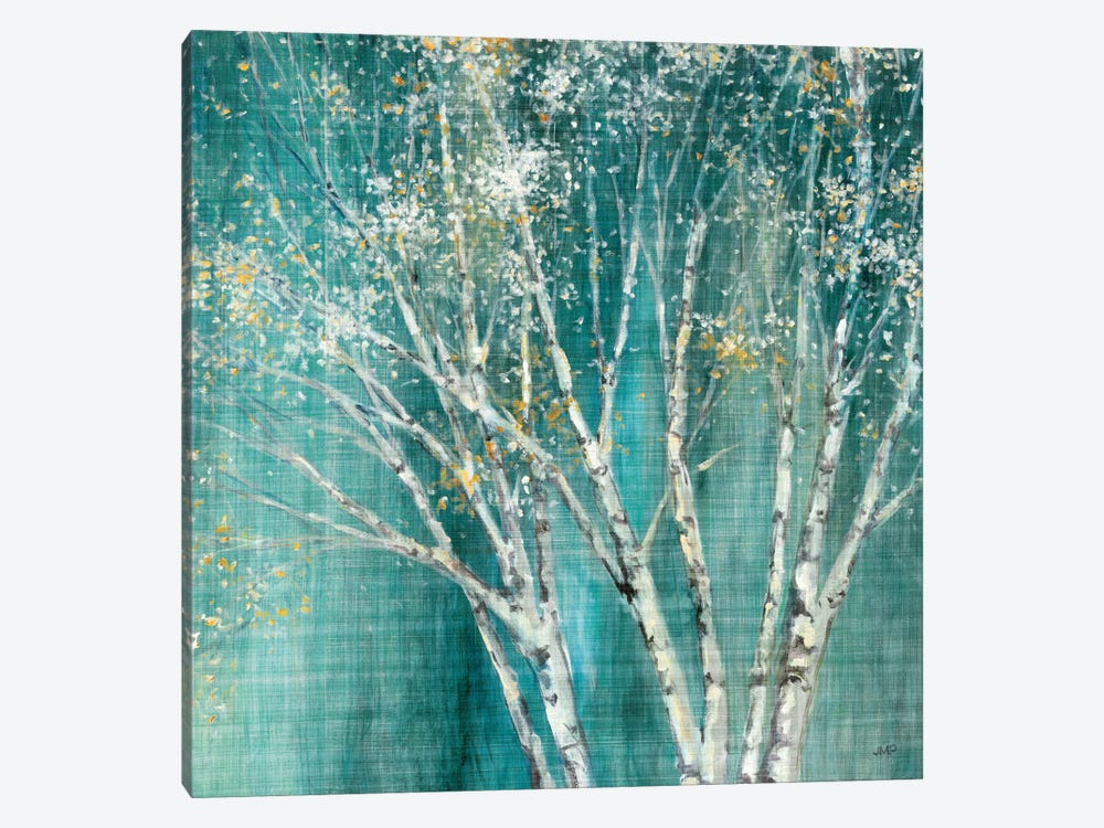 Blue Birch by Julia Purinton 1-piece Art Print