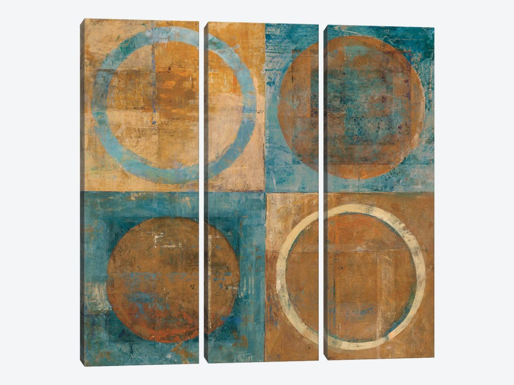 Renew by Mike Schick 3-piece Canvas Art