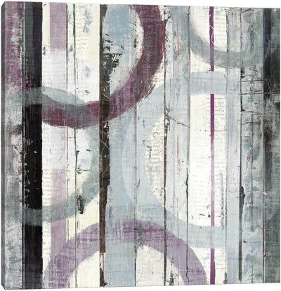 Plum Zephyr I Canvas Print #WAC1792