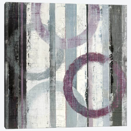 Plum Zephyr II Canvas Print #WAC1793} by Mike Schick Canvas Art Print