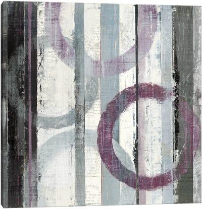 Plum Zephyr II Canvas Art Print