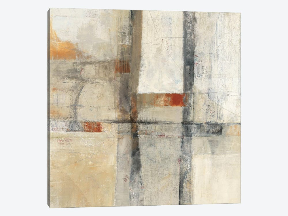 Aerial View I by Mike Schick 1-piece Canvas Art Print