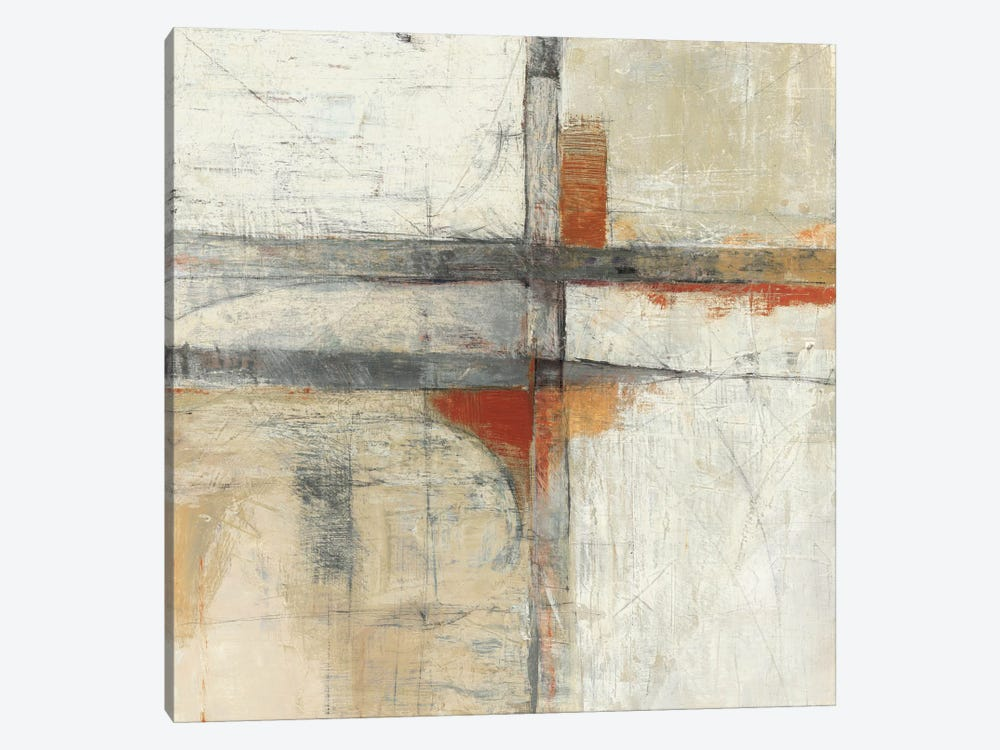 Aerial View II by Mike Schick 1-piece Canvas Artwork