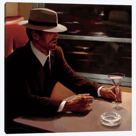 Dry Martini Crop I Canvas Print #WAC1799} by Myles Sullivan Canvas Art Print