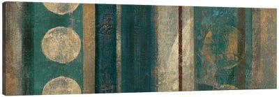 Bora Blue Canvas Print #WAC1803