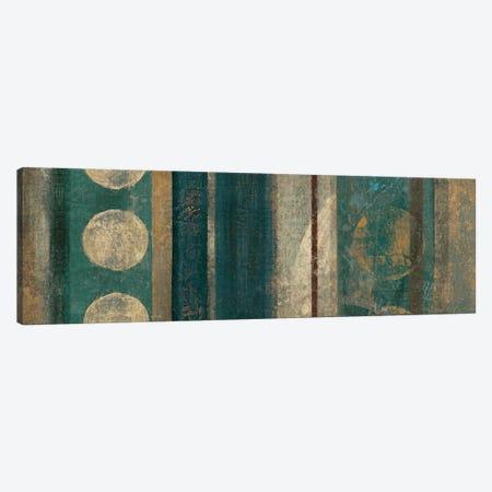 Bora Blue Canvas Print #WAC1803} by Roque Silva Canvas Art Print