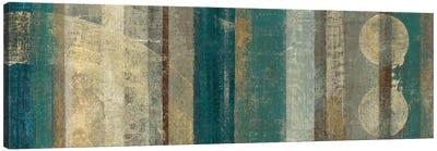 Kuna Blue Canvas Art Print