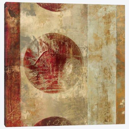 Caribbean Sunrise Square I Canvas Print #WAC1805} by Roque Silva Canvas Wall Art