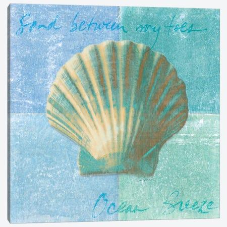Calm Seas Canvas Print #WAC1815} by Sue Schlabach Canvas Art Print