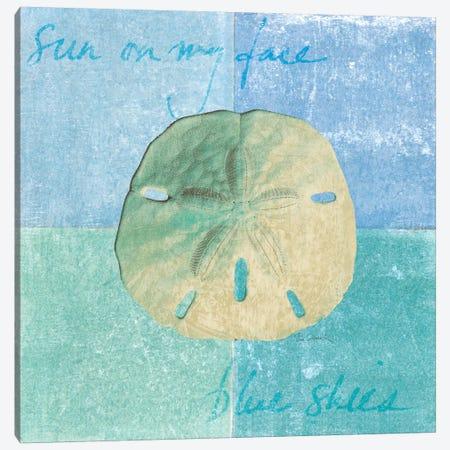 Serene Sands Canvas Print #WAC1816} by Sue Schlabach Art Print
