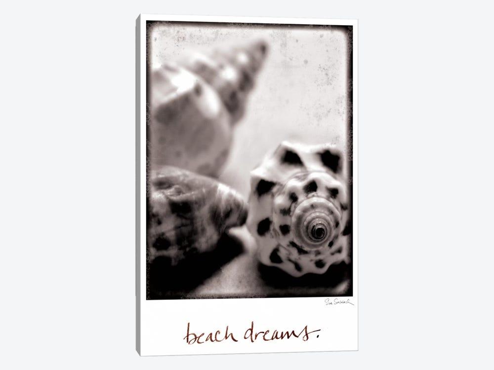 Beach Dreams by Sue Schlabach 1-piece Canvas Print