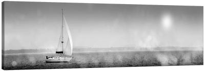 Lake Sail Canvas Print #WAC1827