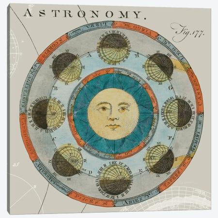 Lunar Calendar  Canvas Print #WAC1852} by Sue Schlabach Canvas Art