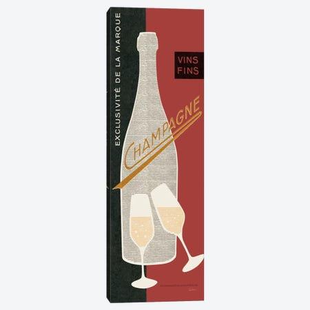 Champagne Toast  Canvas Print #WAC1862} by Sue Schlabach Canvas Art Print