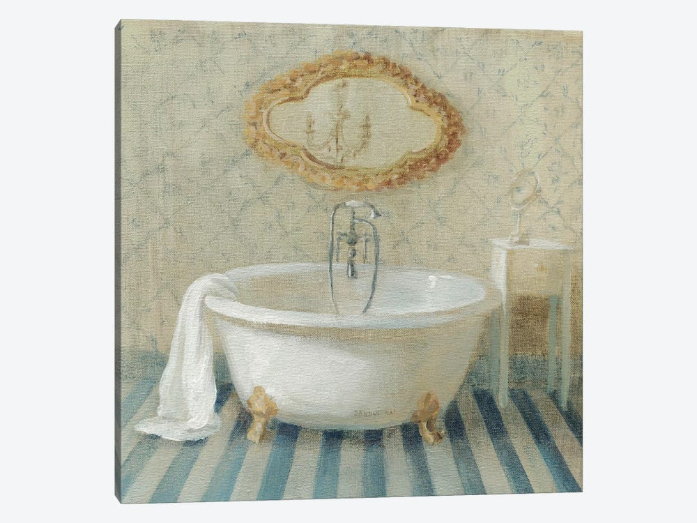 Victorian Bath II by Danhui Nai 1-piece Art Print
