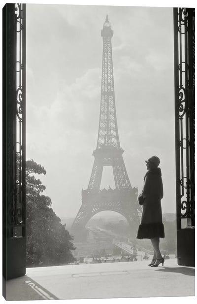 Paris 1928 Canvas Print #WAC1891