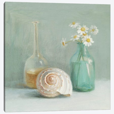 Chamomile Spa Canvas Print #WAC189} by Danhui Nai Art Print