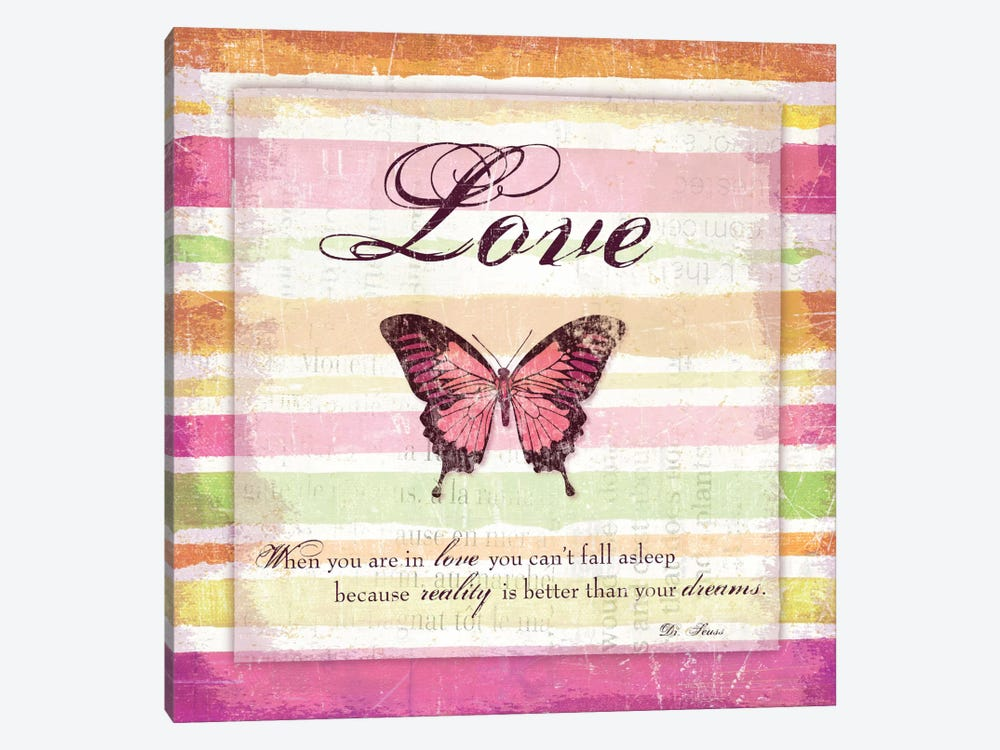For My Heart I by Wild Apple Portfolio 1-piece Canvas Wall Art