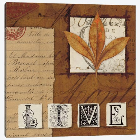 Nature's Journal - Live Canvas Print #WAC1917} by Wild Apple Portfolio Canvas Wall Art